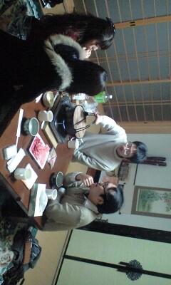 五平餅と鍋☆